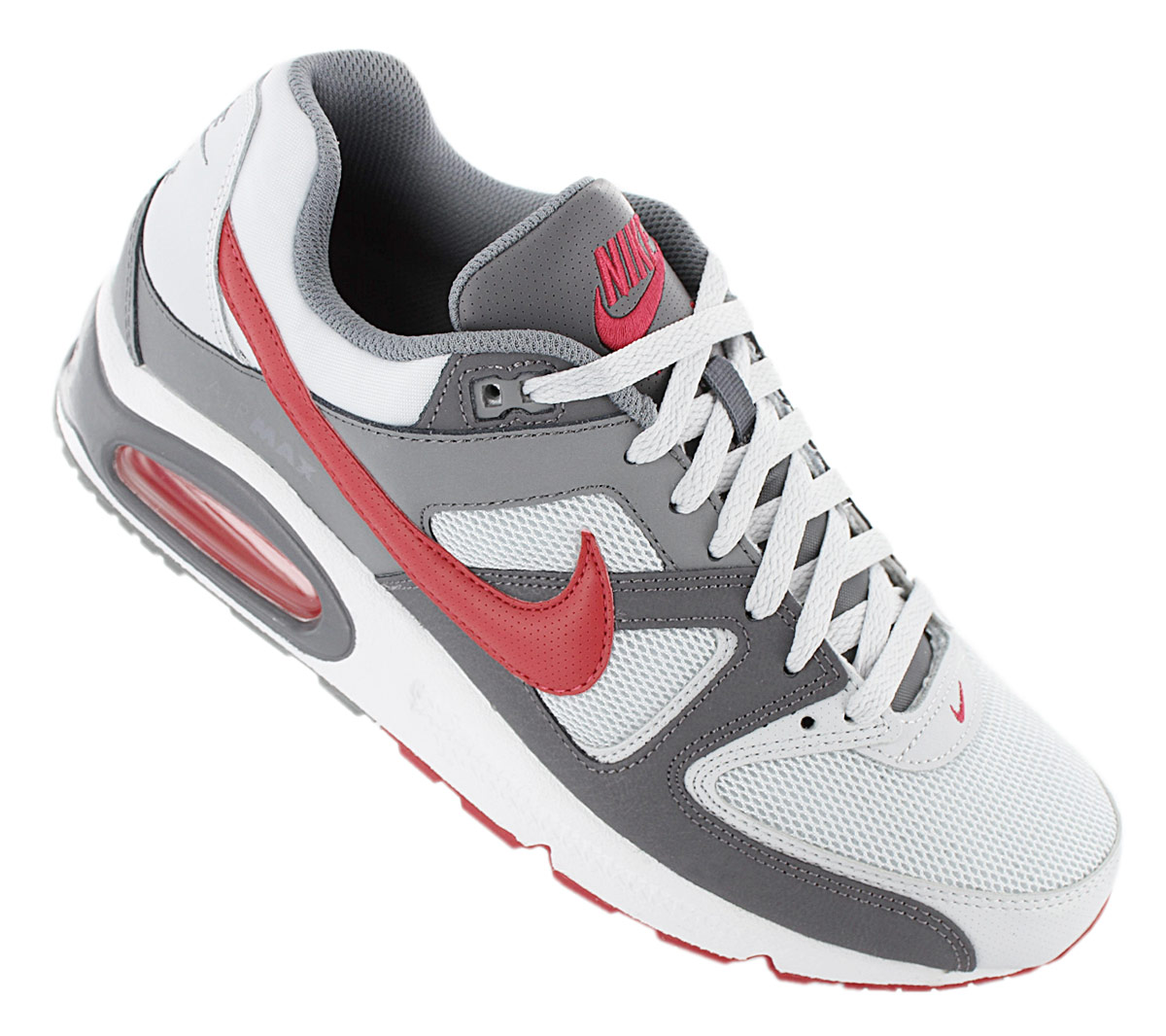 Details zu Nike Air Max Command Herren Sneaker 629993 049 Grau Schuhe Turnschuhe Sportschuh