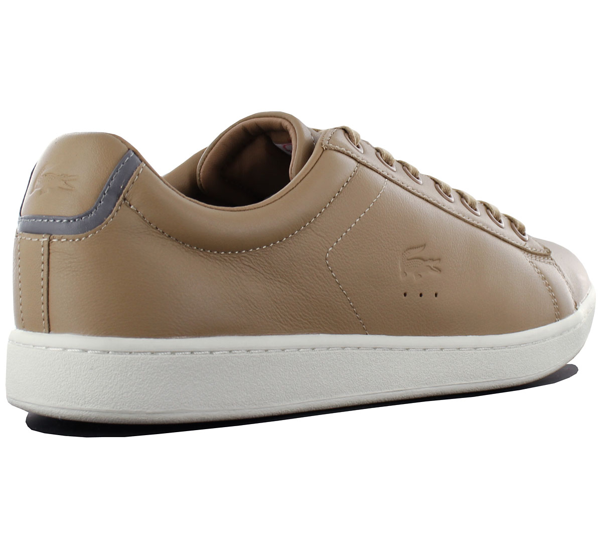 523afa4d0e5ba7 Lacoste Carnaby Evo 416 Cam Men s Sneakers Shoes Leather 318 417 ...