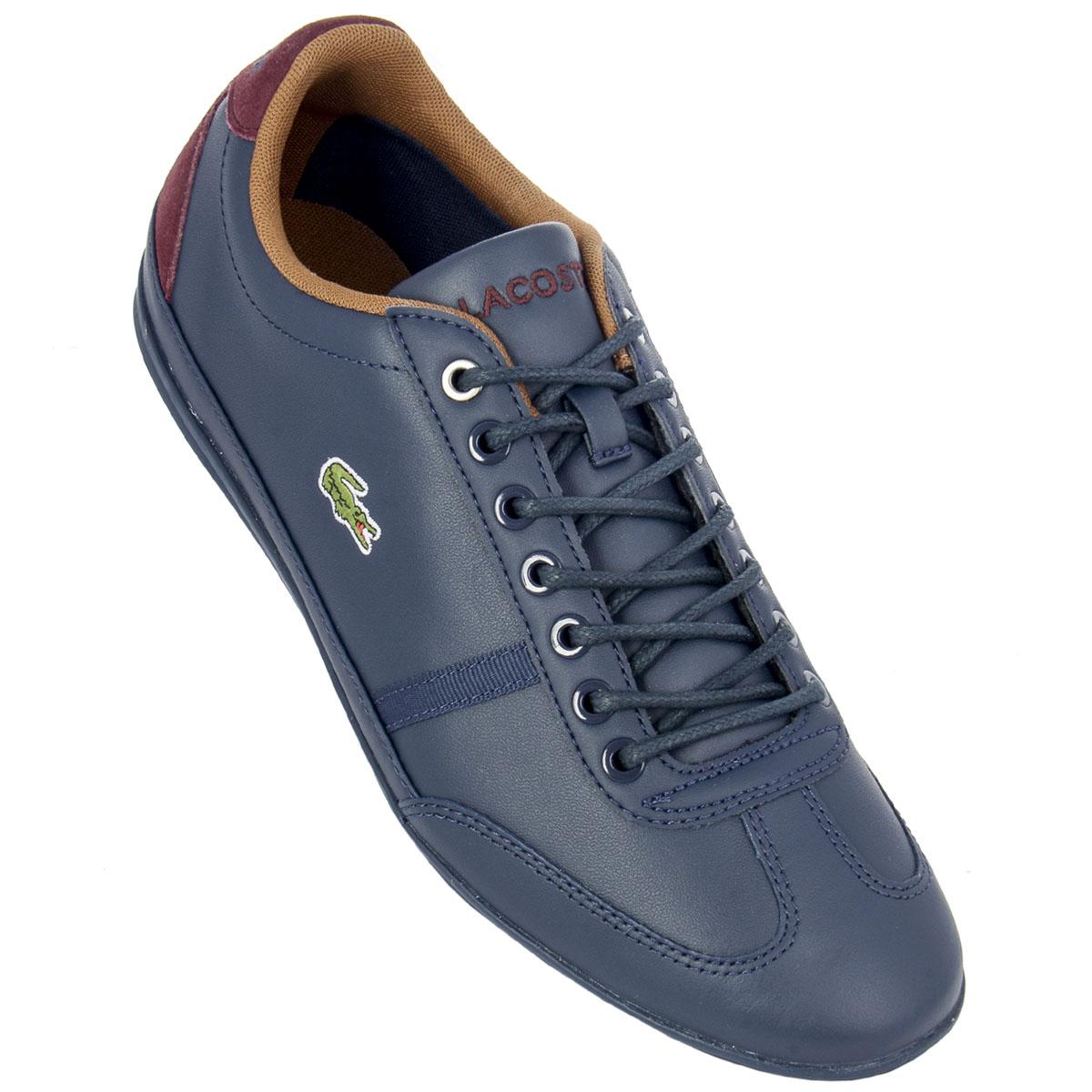 f25e7973e NEW Lacoste Misano Sport 7-34CAM0046003 Men Shoes Trainers Sneakers SALE