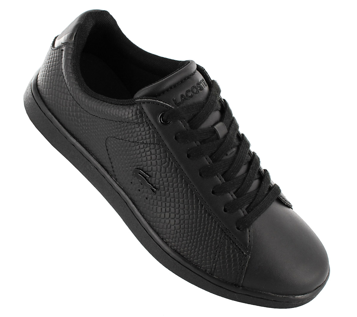 a5f5fb1ddc81c0 Lacoste Carnaby Evo 317 3 Spw Loisirs de Chaussures Dames Sneaker ...