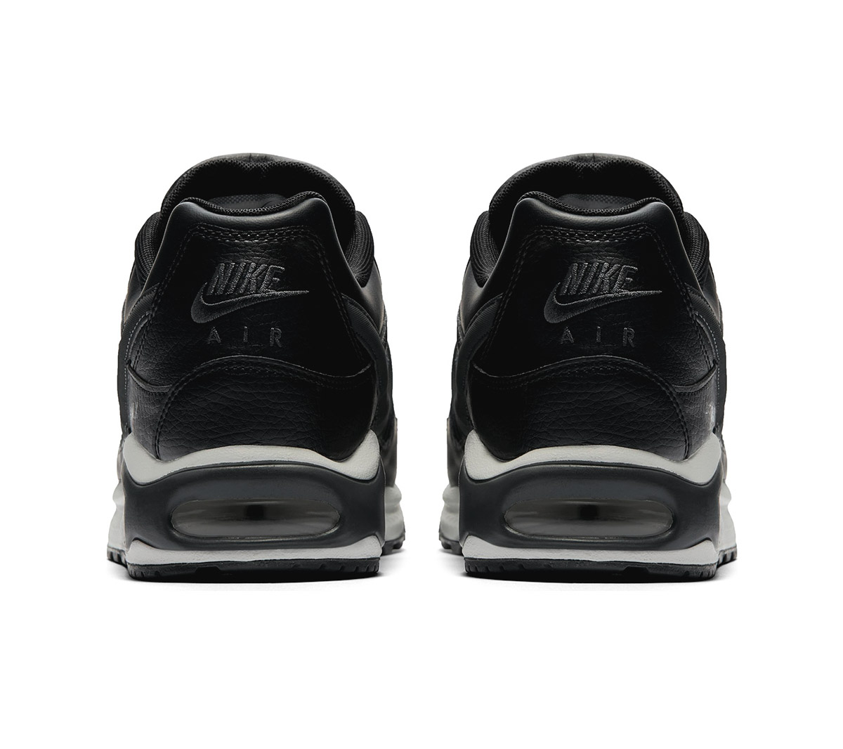 452df29cd3 Nike Air Max Command Leather Men s Sneakers Shoes Leather Black ...