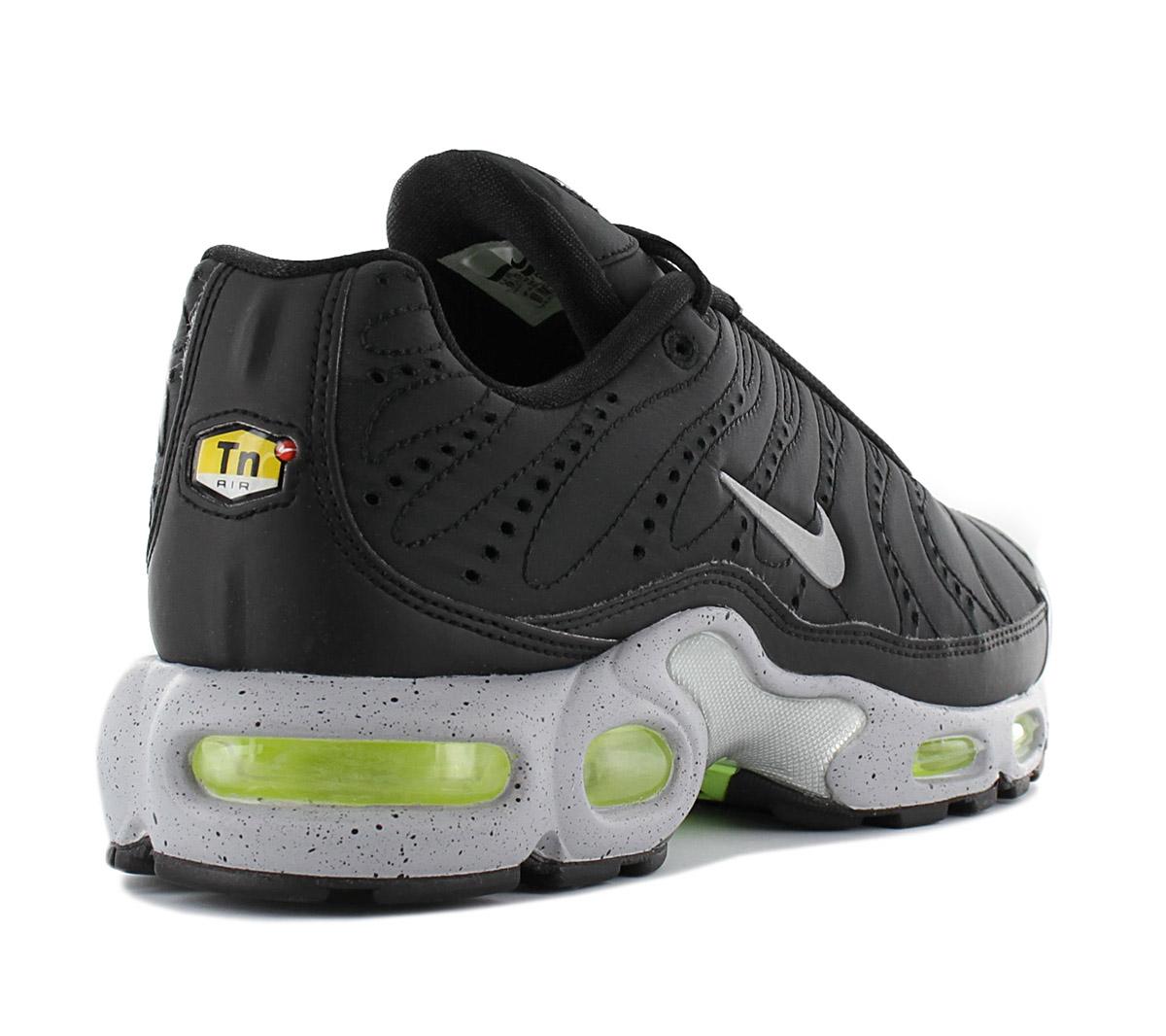 Nike Air Max Plus TN Premium 815994 003 Herren Schuhe Schwarz , Größe: EU 43 US 9.5