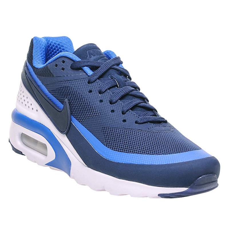 nike air max classic bw ultra men 39 s sneakers shoes navy. Black Bedroom Furniture Sets. Home Design Ideas