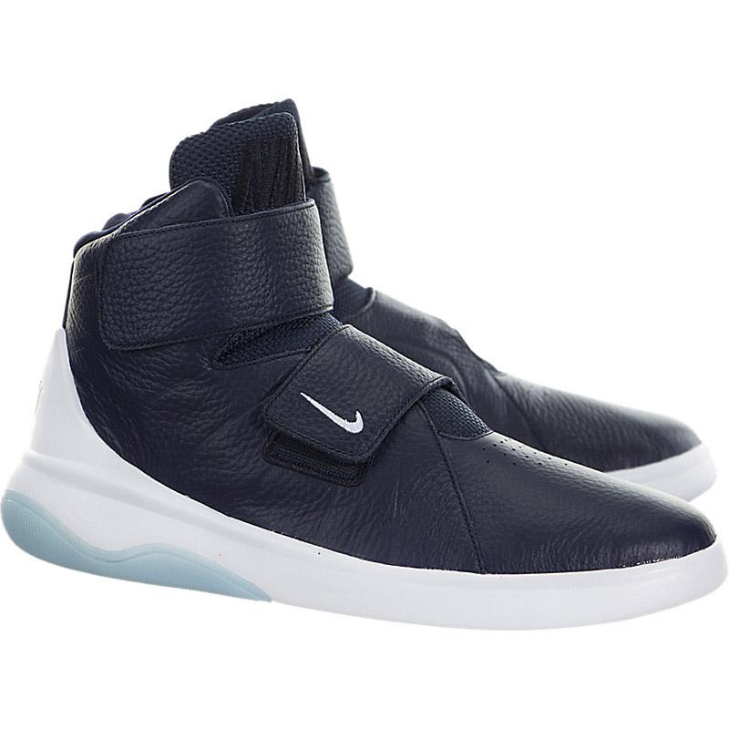 NEU Nike Marxman Premium Herren Schuhe Blau 832764-400 SALE