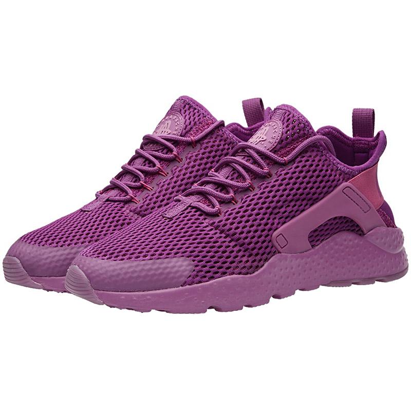 NEU Run Nike Wmns Air Huarache Run NEU Ultra BREATHE Damen Schuhe Violett 833292-500 SAL ea02ac