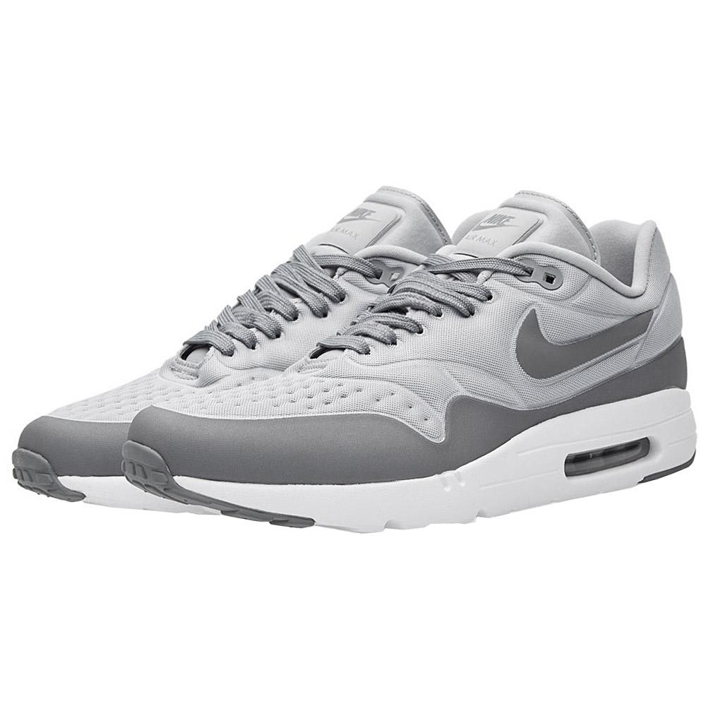 NEU caballeros Nike Air Max 1 Ultra SE caballeros NEU Zapatos  Grau 845038002 SALE 8bce2a