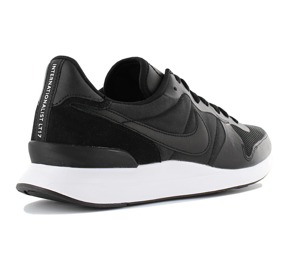 0b883870089 Nike Internationalist Lt 17 Men s Sneakers Retro Shoes Black Vortex ...