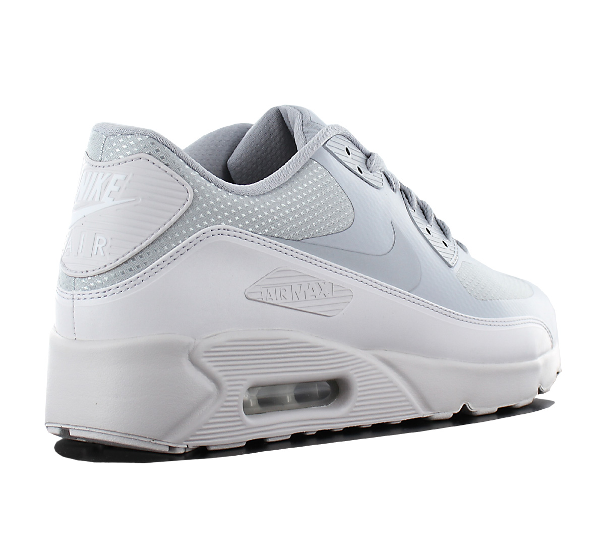 Details about Nike Air Max 90 Ultra 2.0 Essential Men's Sneakers Shoes Grey 875695 017 New