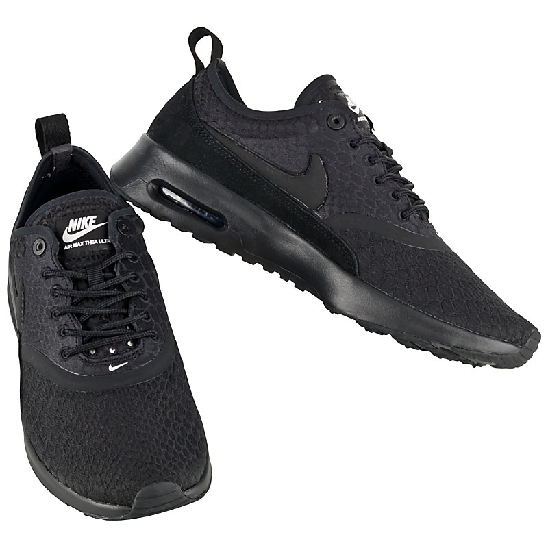 Nike WMNS Air Max Thea Ultra SE Shoe Black Women s SNEAKERS Trainers 881118  001 UK 3 4239986d3