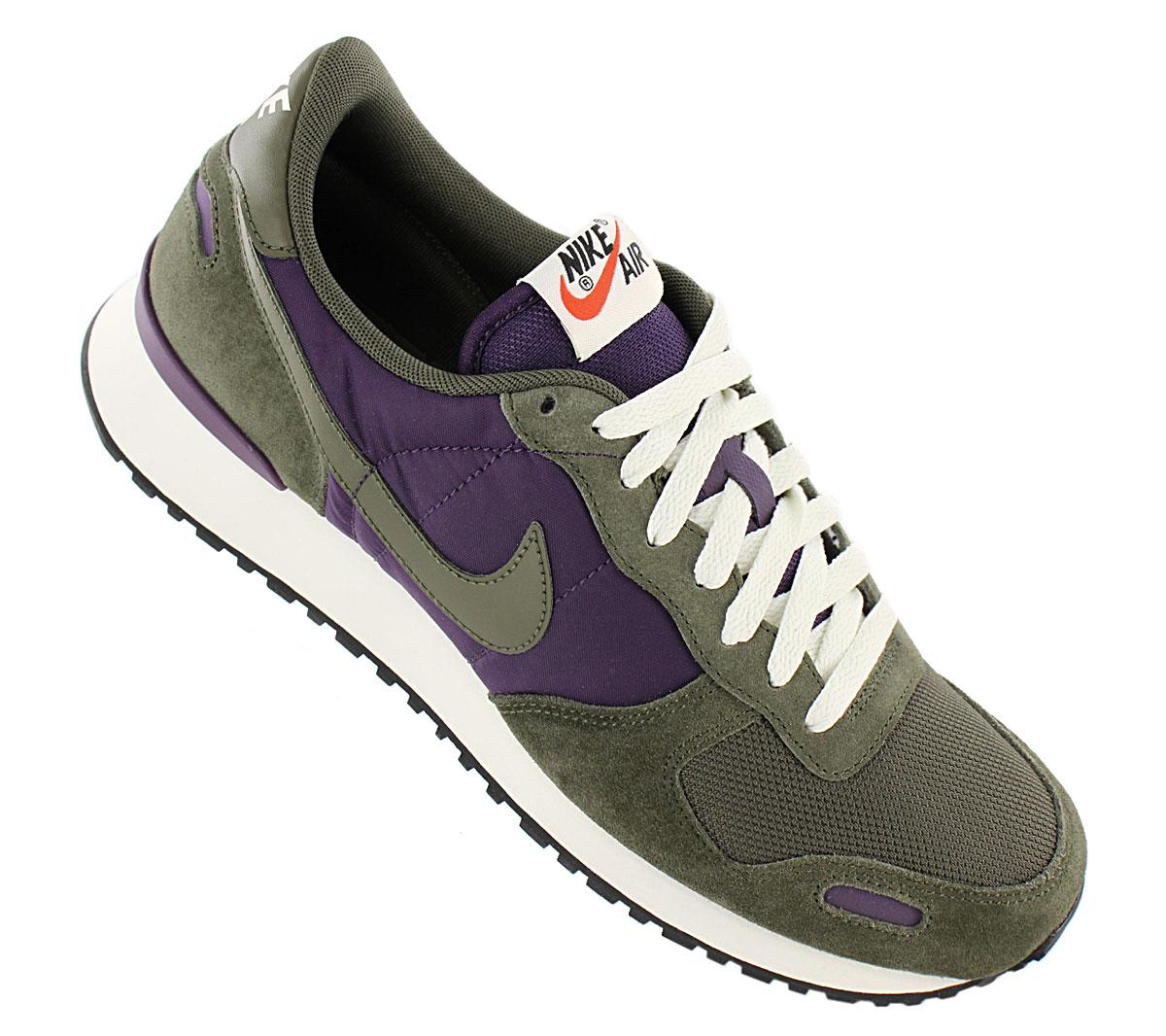 Detalles de Nike Air Vortex Hombre Sneaker 903896 500 Grün purple Zapatos Retro Bambas Nuevo