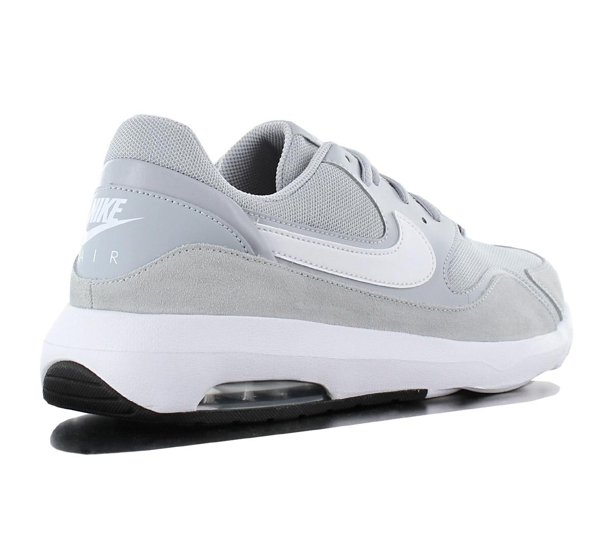 507bf4946e6 Nike Air Max Nostalgic Men s Sneakers Shoes Grey Classic 916781-001 ...