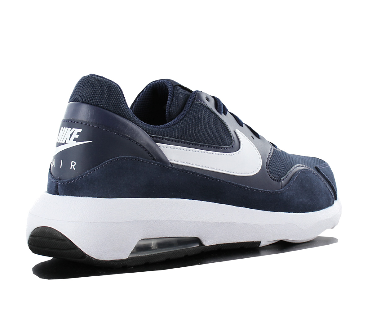 Details about Nike Air Max Nostalgic Men's Sneaker Shoes Navy Blue Classic 916781 400 New