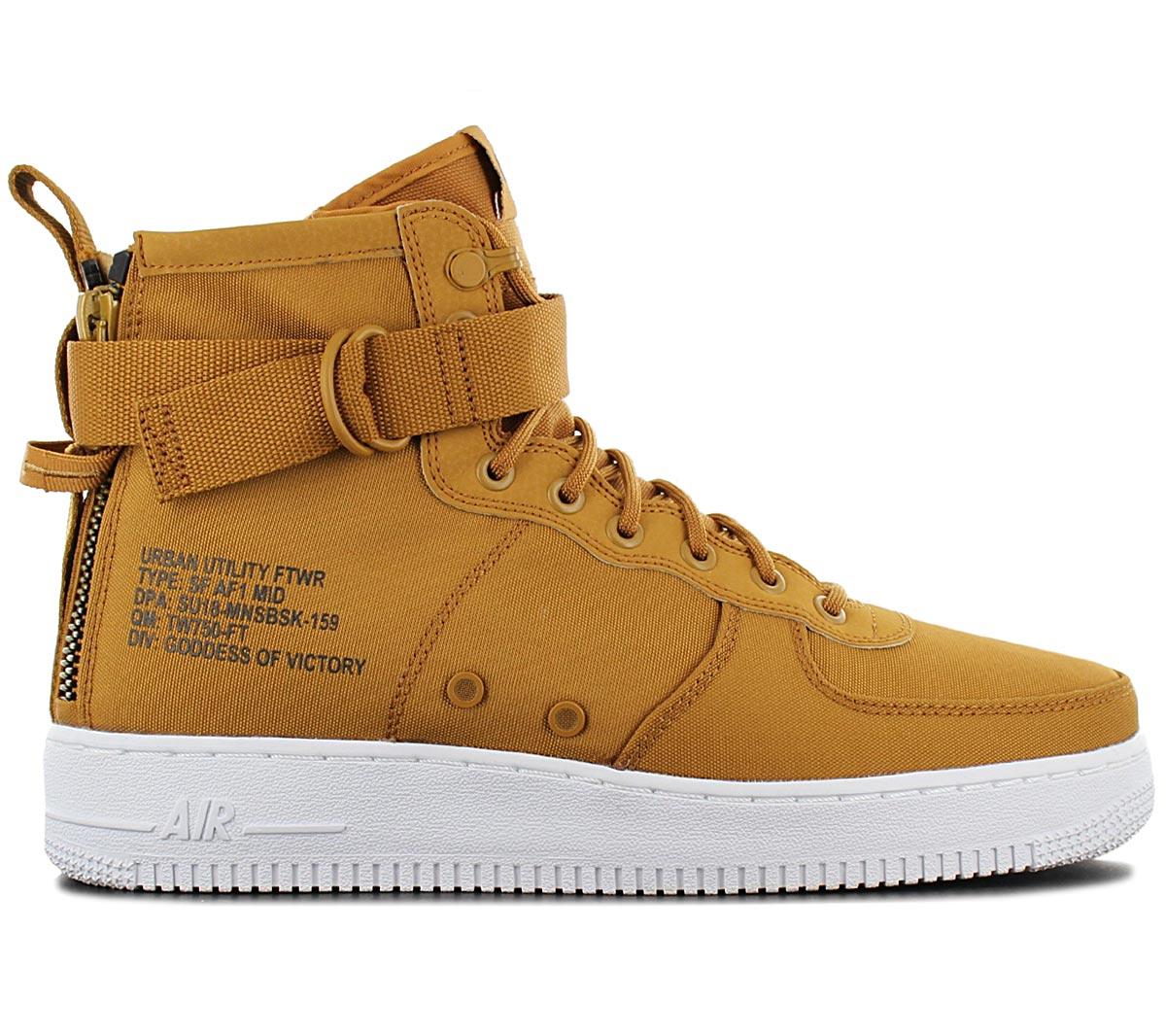 Nike Air Force 1 SF Mid 917753 700 braun, herren, preis