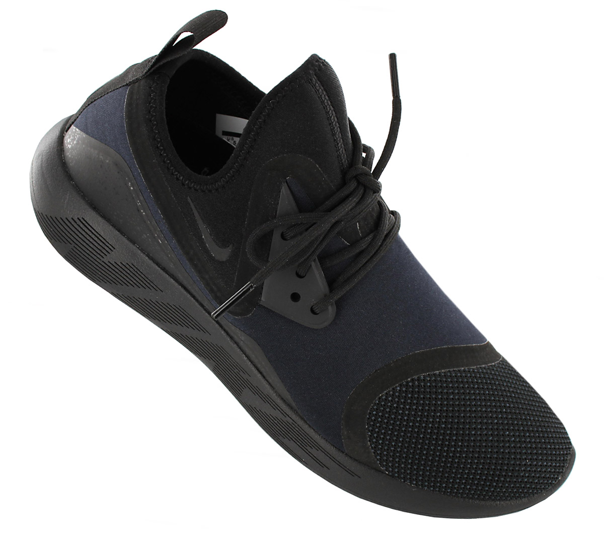 Nike Lunarcharge Essential Men s Sneakers Shoes Black Trainers ... 1a1742ce9