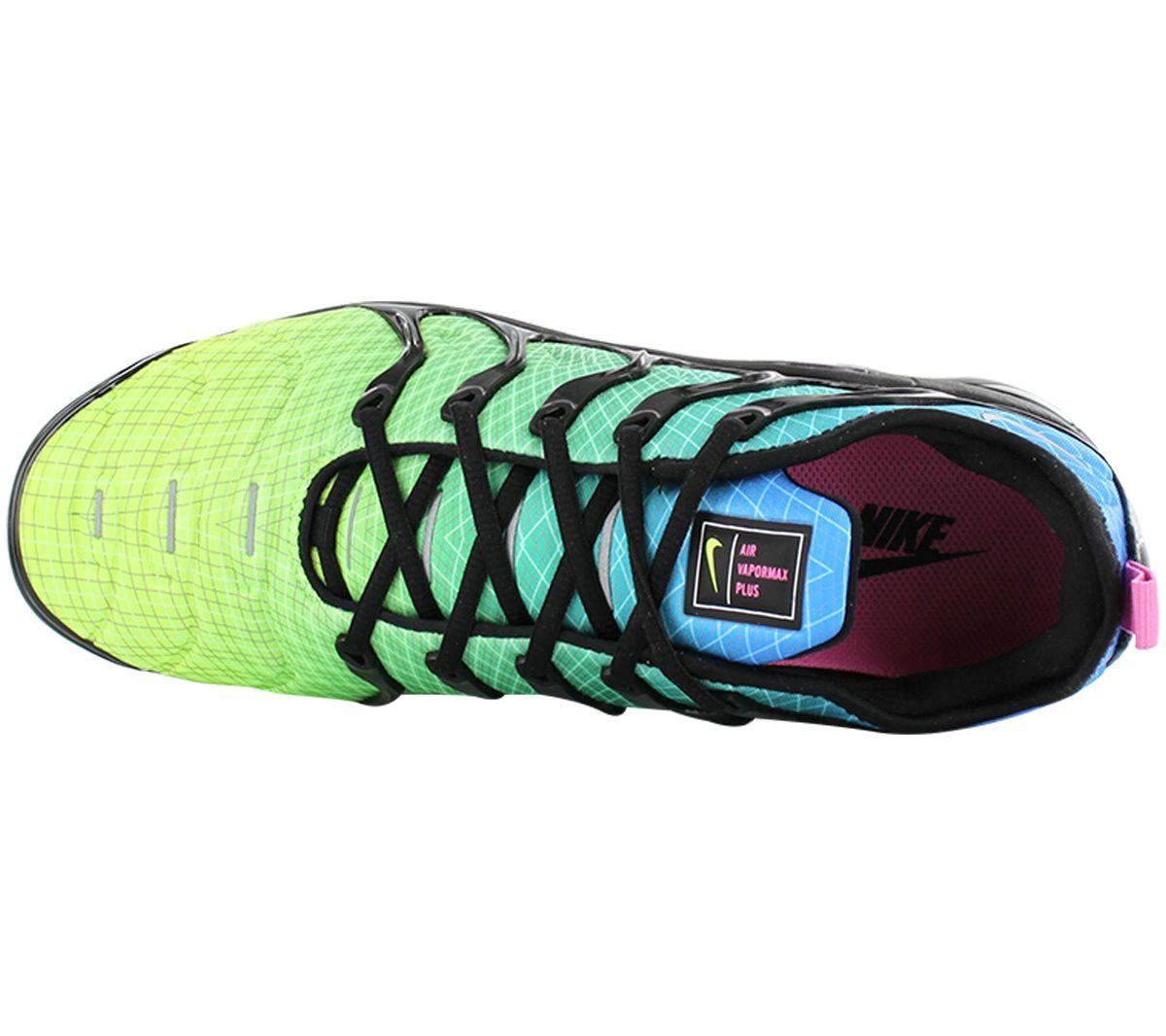 Details zu Nike Air VaporMax Plus TN Aurora 924453 302 Herren Sneaker Schuhe Turnschuhe