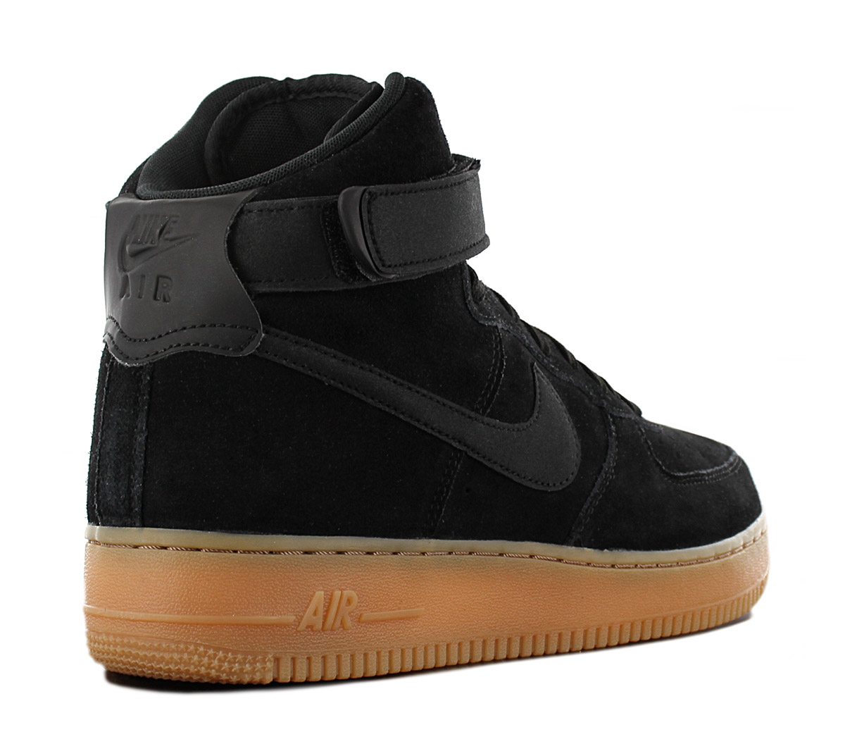 Details about Nike Air Force 1 High 07 LV8 Suede Leather Men's Sneaker Shoes AA1118 001 New
