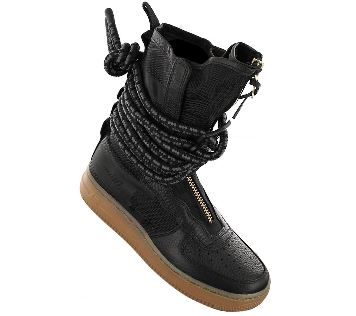 f264536e7766a Nike Sf Air Force 1 AF1 Hi Zapatillas Deportivas de Mujer Botas ...