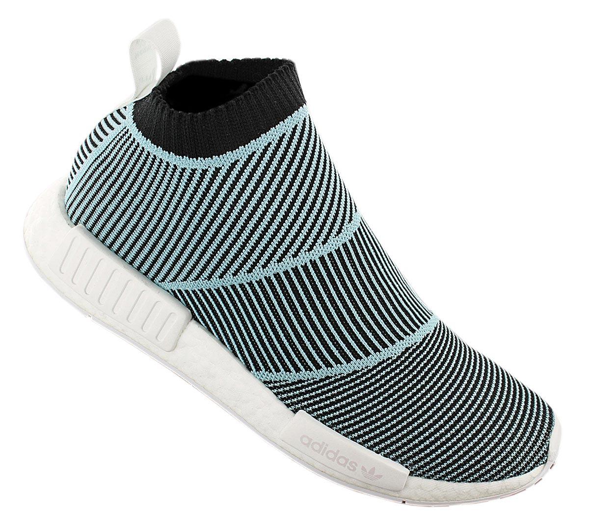 Détails sur Adidas Nmd CS1 Parley Pk Primeknit Hommes Sneaker AC8597 Chaussures Baskets Neuf