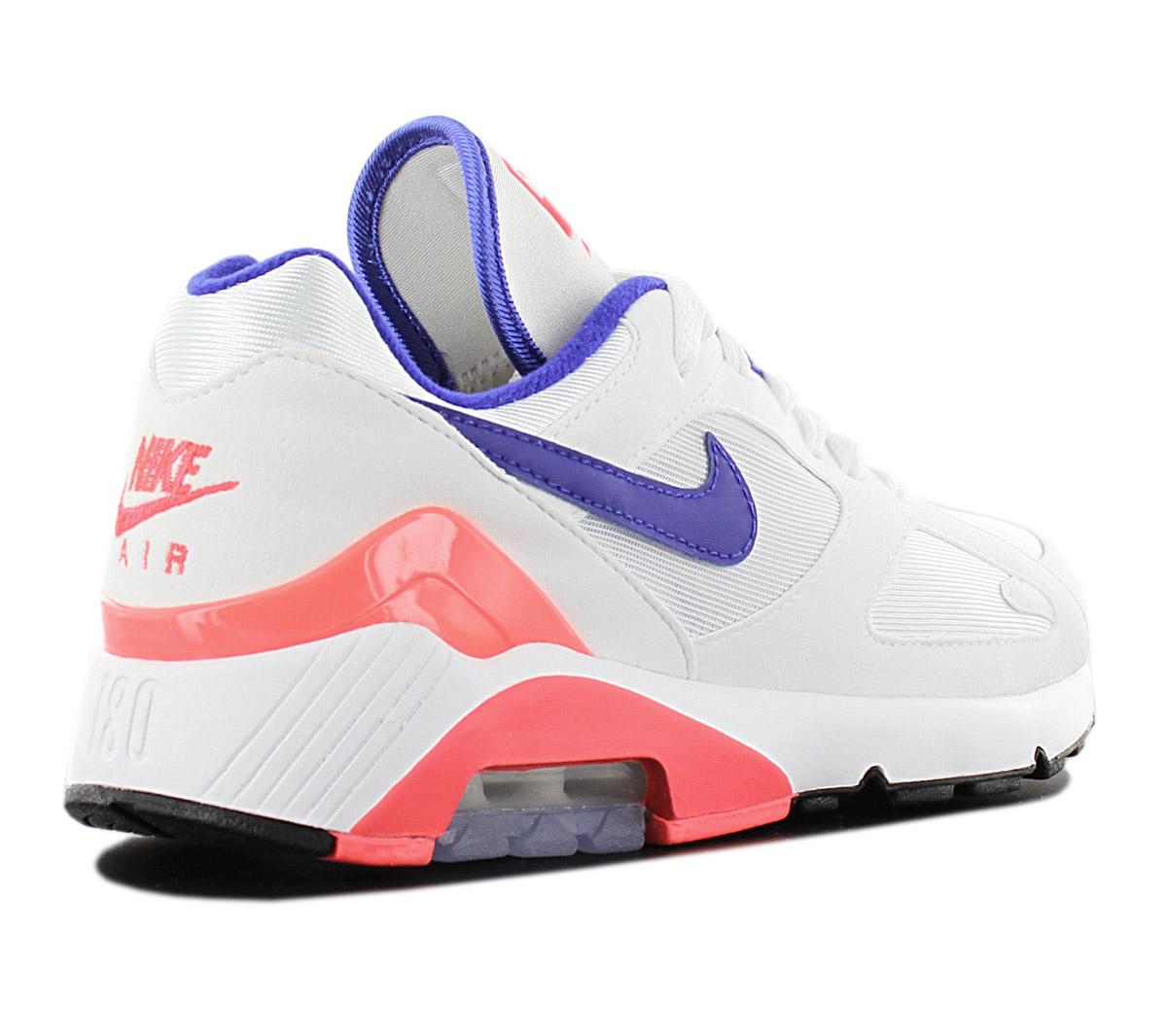 Schuhe NIKE Air Max 180 AH6786 100 WhiteUltramarineSolar Red
