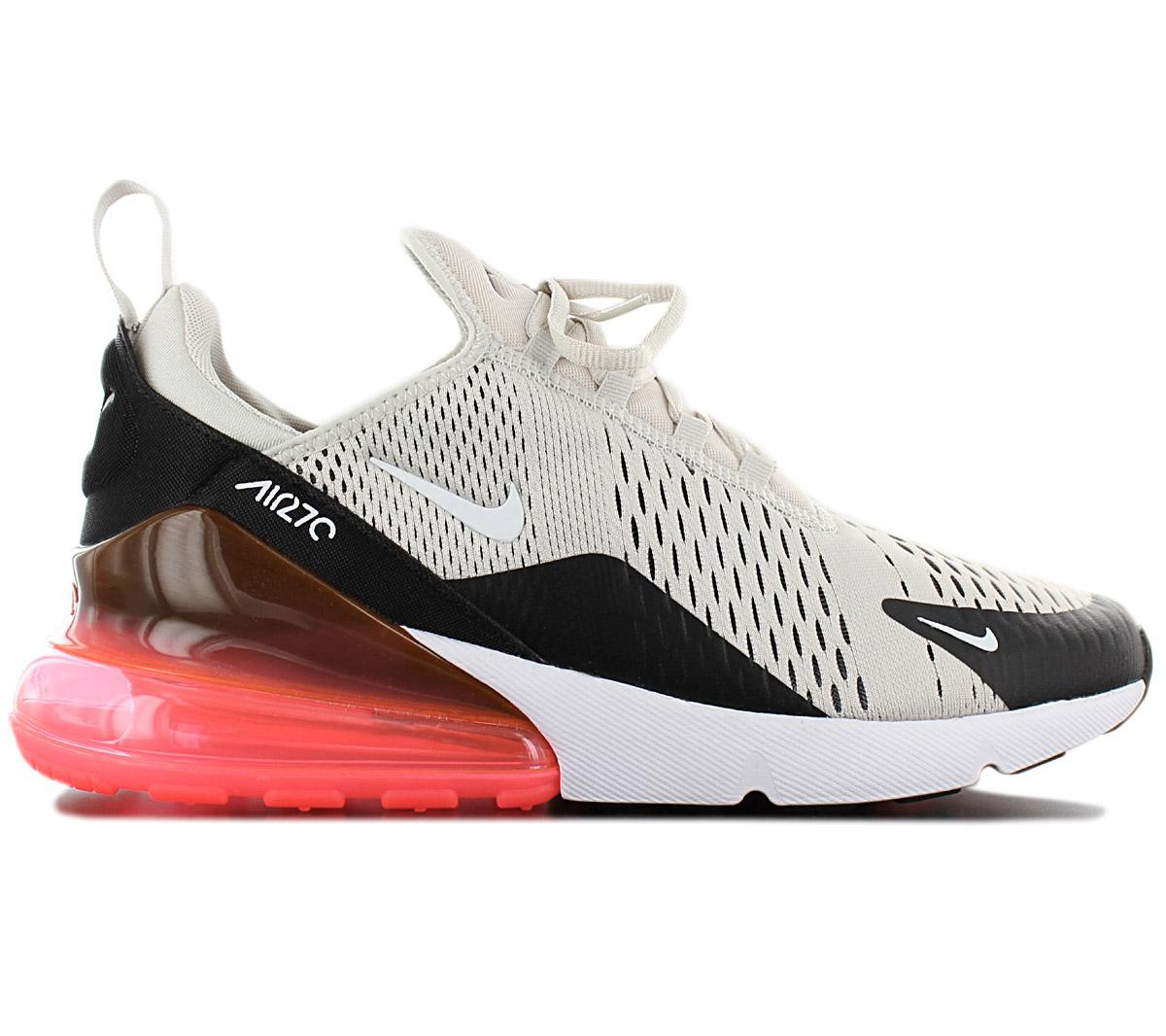 Nike air max 270 Uomo Sneaker AH8050 003 Beige Nero