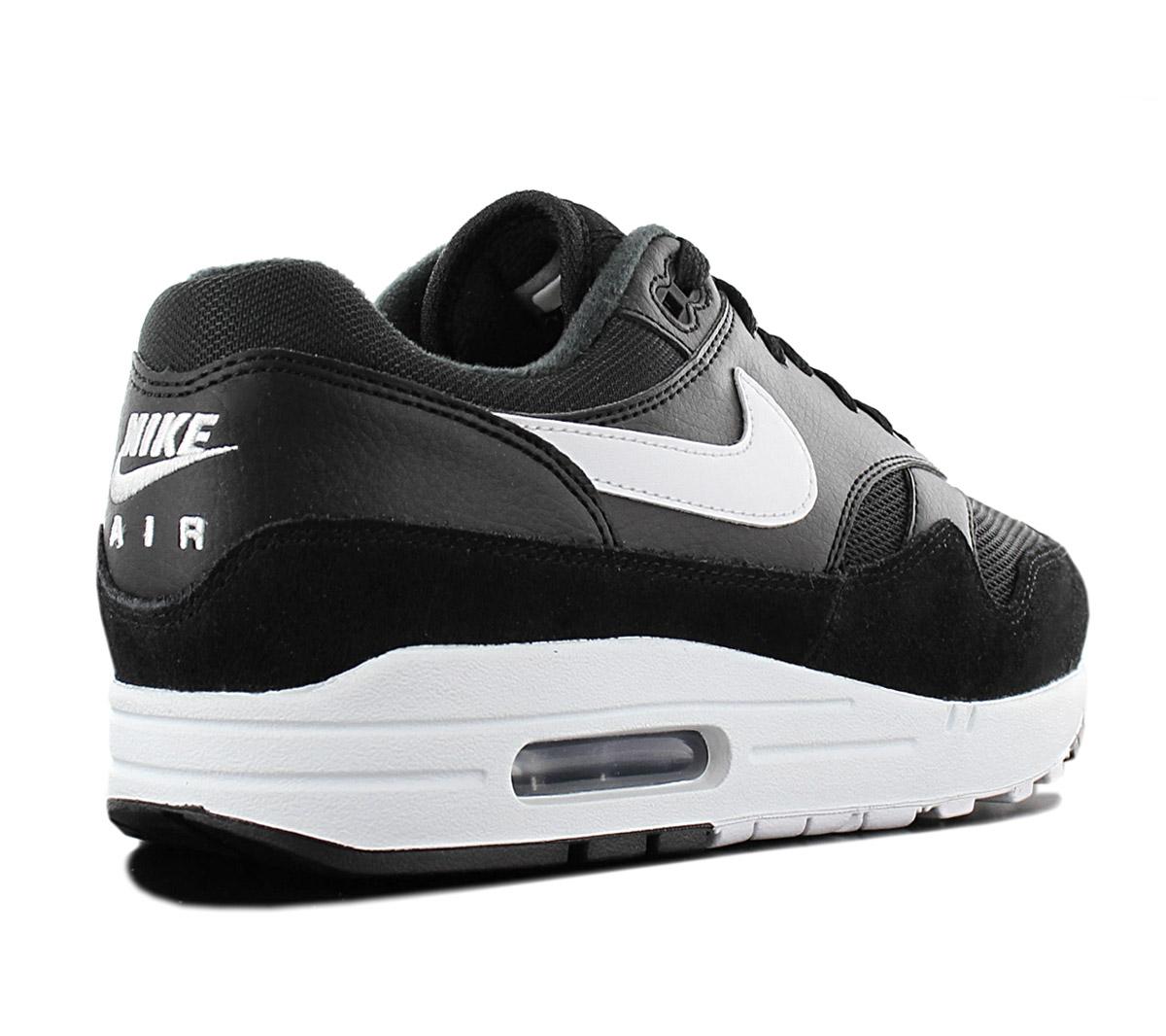 Nike Air Max 1 Herren Sneaker AH8145 014 Schwarz Schuhe