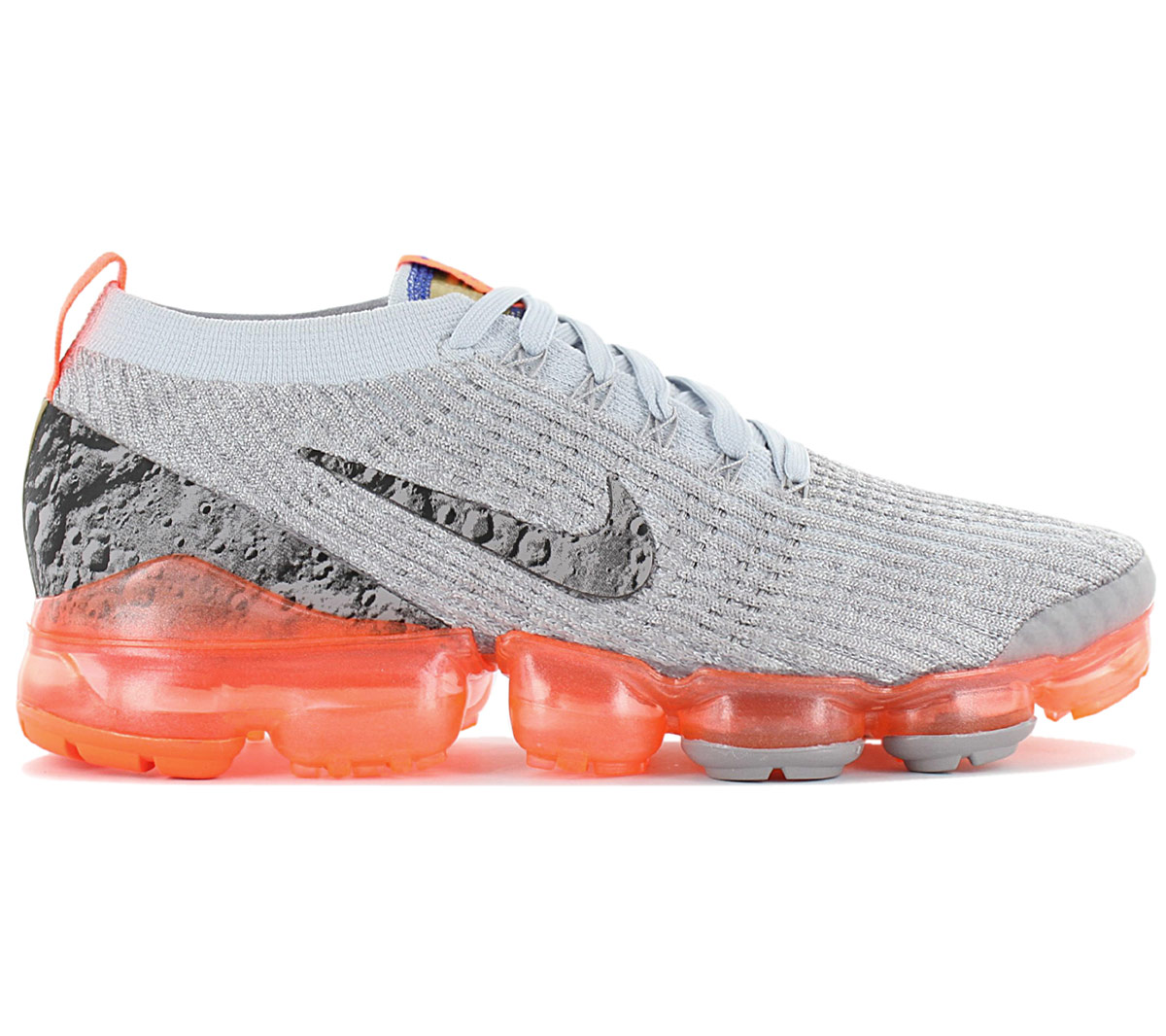 Details about Nike Air Vapormax Flyknit 3 Men's Sneaker AJ6900 001 Grey Shoes Trainers New