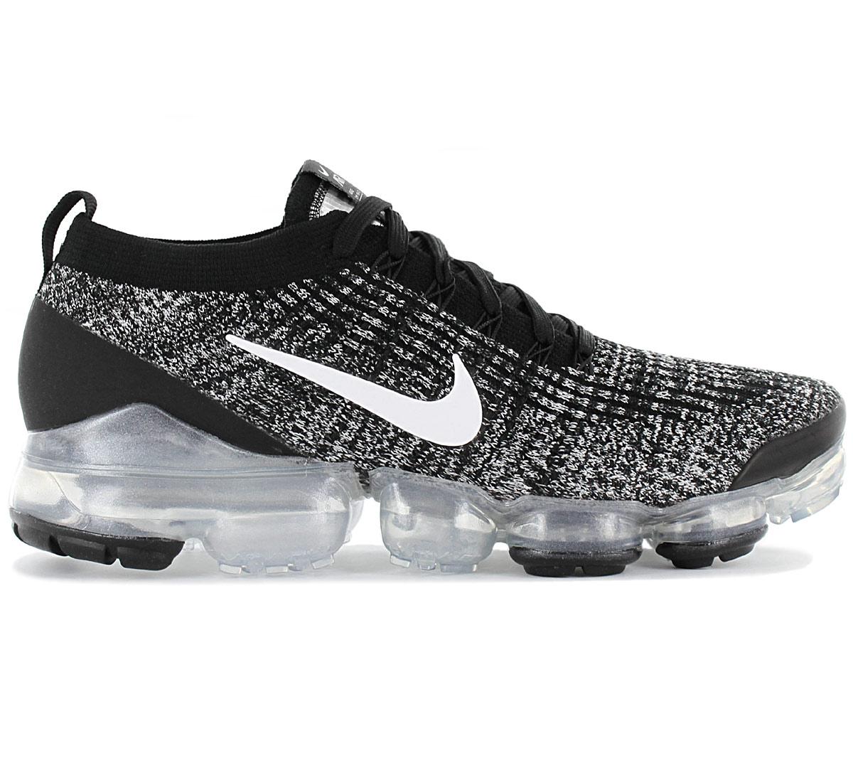 Details zu Nike Air VaporMax Flyknit 3 Herren Sneaker AJ6900 001 Grau Schuhe Sportschuh NEU