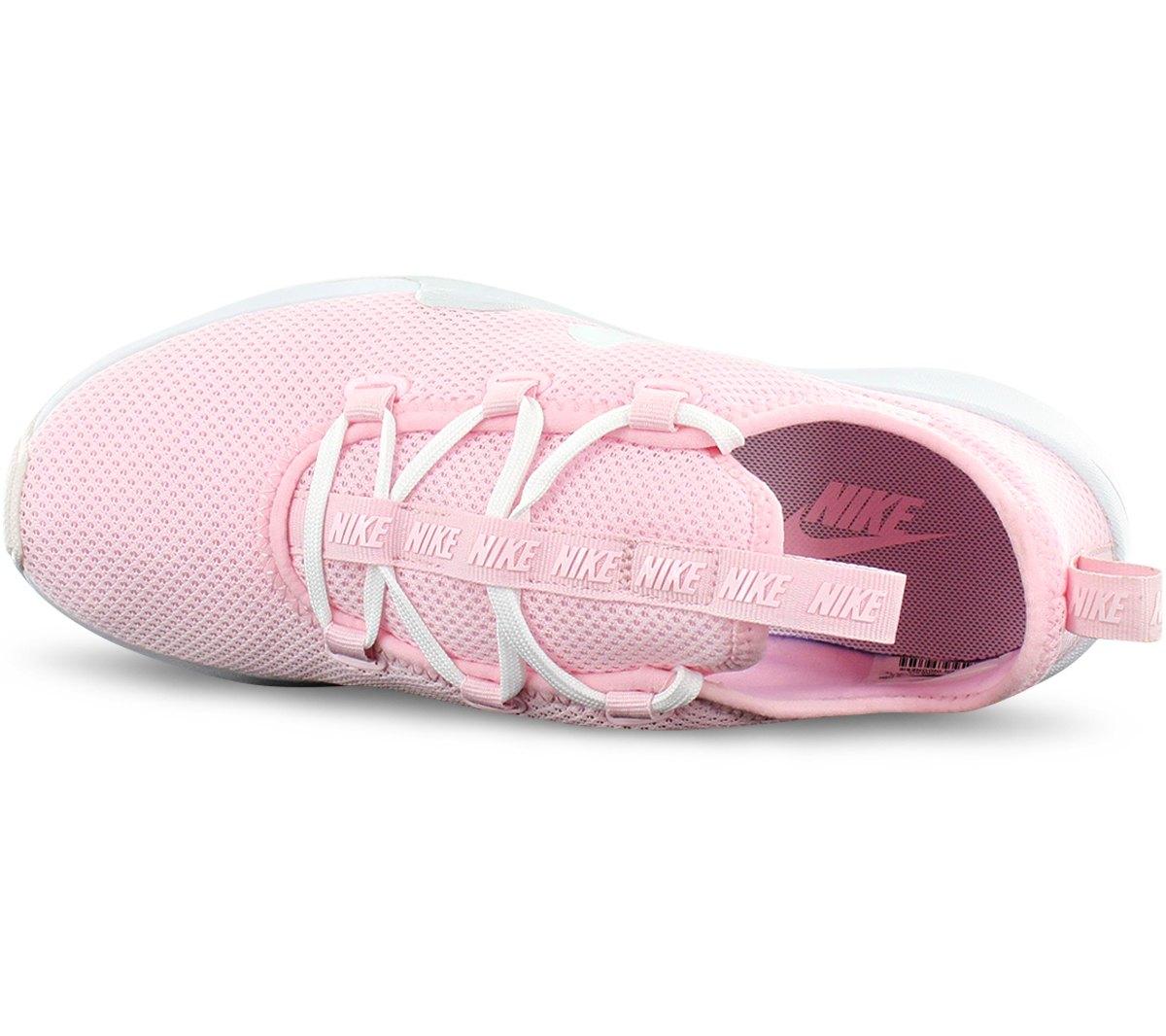 Nike Aschin Modern Damen Sneaker AJ8799603 Rosa Fitness Sport Schuhe Turnschuhe