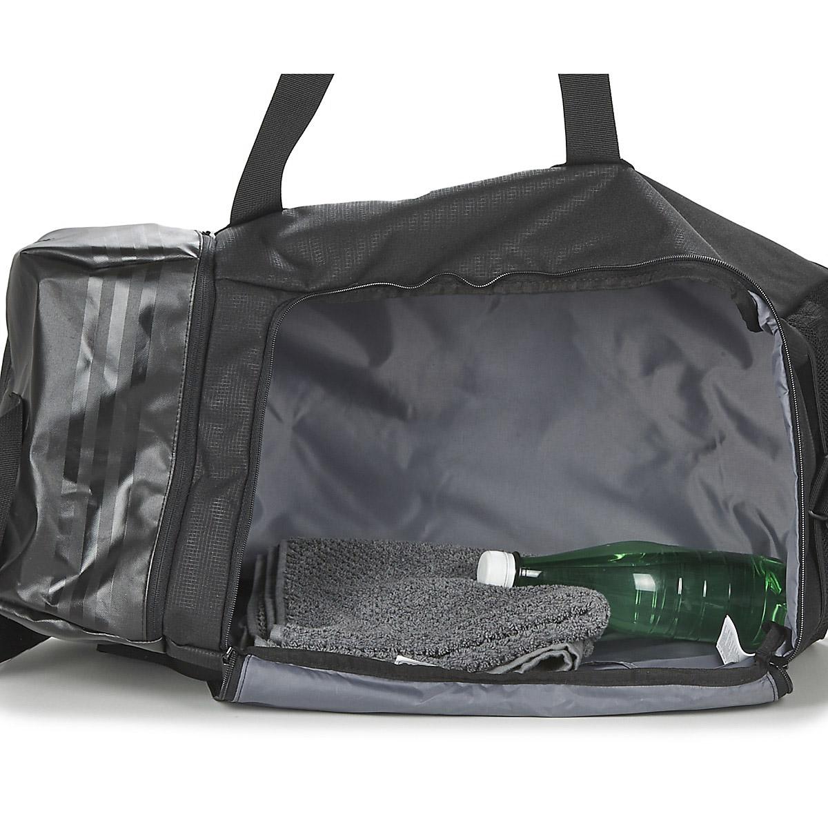 adidas 3s performance teambag m schwarz sporttasche mit. Black Bedroom Furniture Sets. Home Design Ideas
