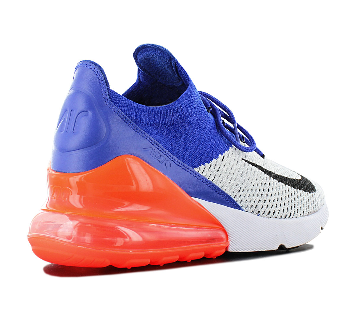 Details zu NEU Nike Air Max 270 Flyknit Herren Schuhe Weiß AO1023 101 SALE