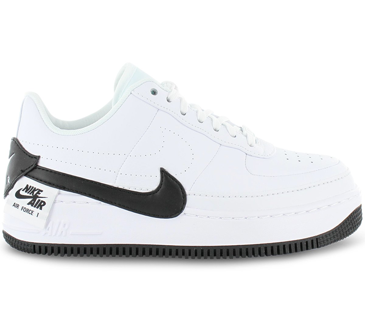 Nike Damen Air Force 1 '07 LX Sneakers aus strukturiertem