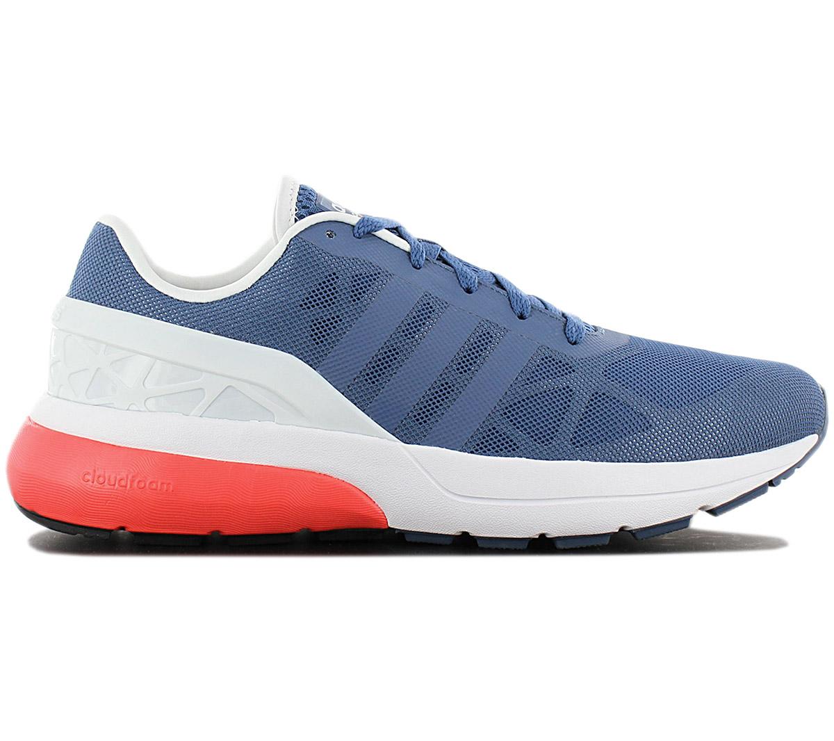 Details zu adidas CloudFoam Flow Herren Schuhe AQ1314 Blau Sportschuhe Laufschuhe Fitness
