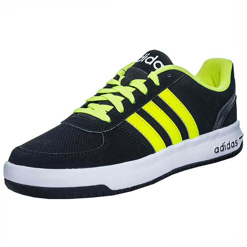 adidas cloudfoam hoops low homme chaussures baskets sneakers varial campus ebay. Black Bedroom Furniture Sets. Home Design Ideas