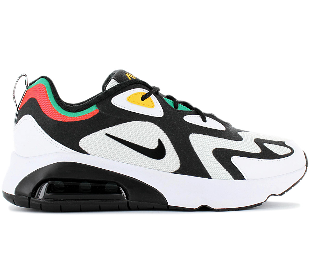 Details about NEW Nike Air Max 200 AQ2568 101 Men´s Shoes Trainers Sneakers SALE