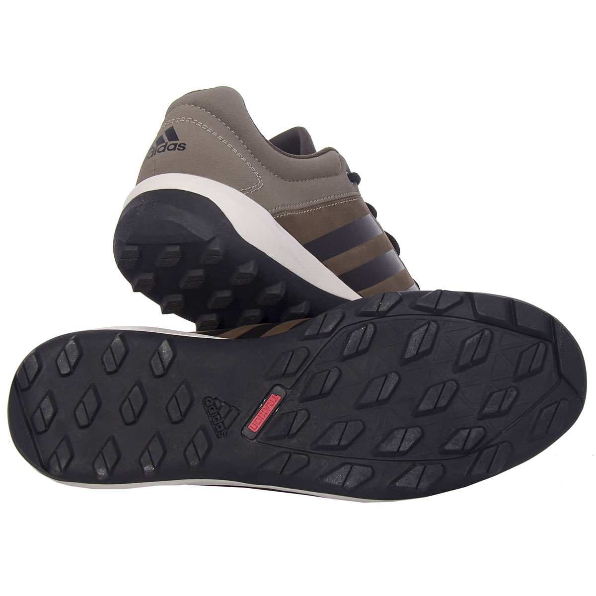 NEU adidas Daroga Plus Lea Herren Schuhe Braun AQ3978 SALE   eBay