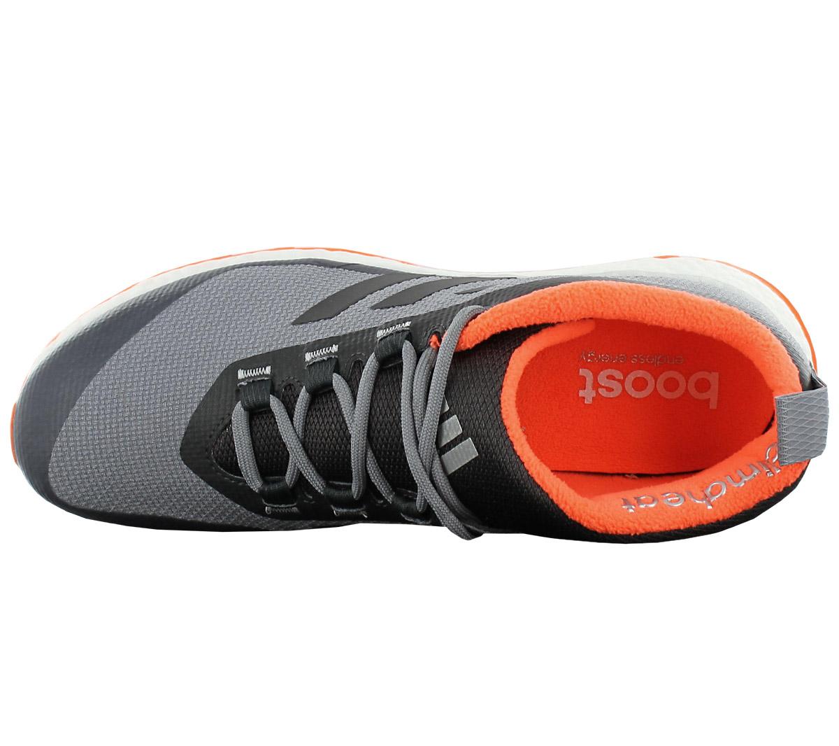 Details zu adidas CH Rocket M CLIMAHEAT Boost Herren Winter Laufschuhe Running Schuh AQ6029
