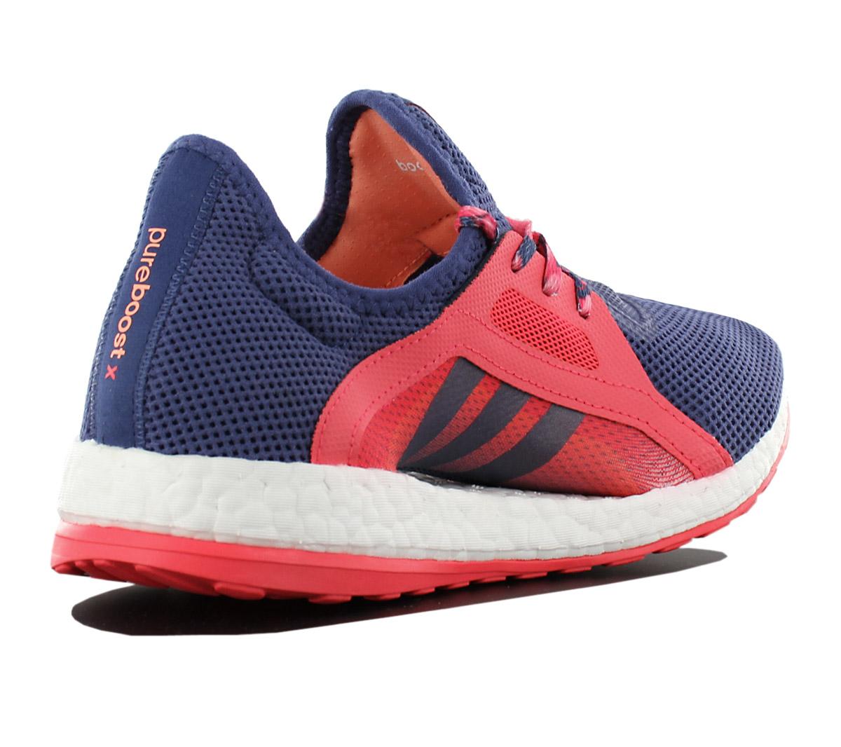 cd3d73eb0 Adidas Pureboost x Ladies Running Shoes Fitness Pure Boost AQ6680 ...