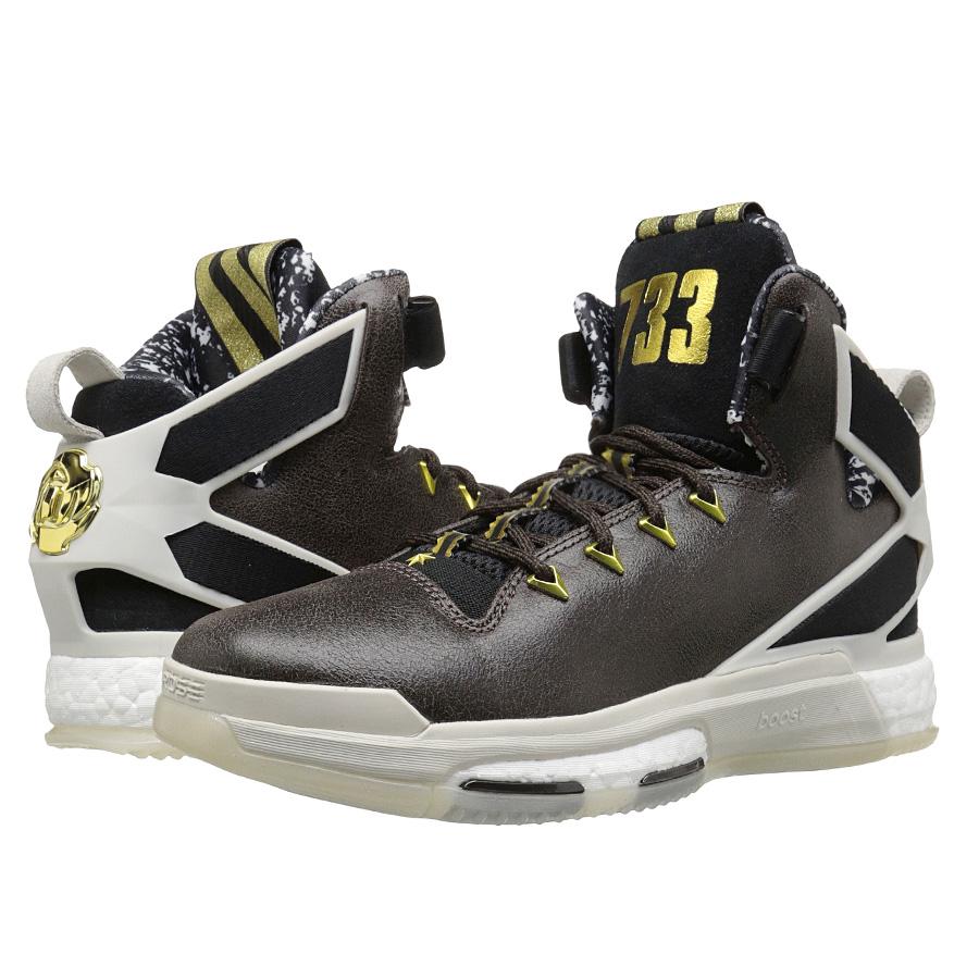 adidas Men Derrick D Rose 6 Boost BHM Shoes Men's ...