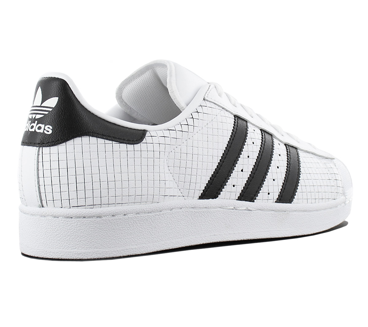 Special Offer Adidas Tenis Superstar Foundation Grid AQ8333