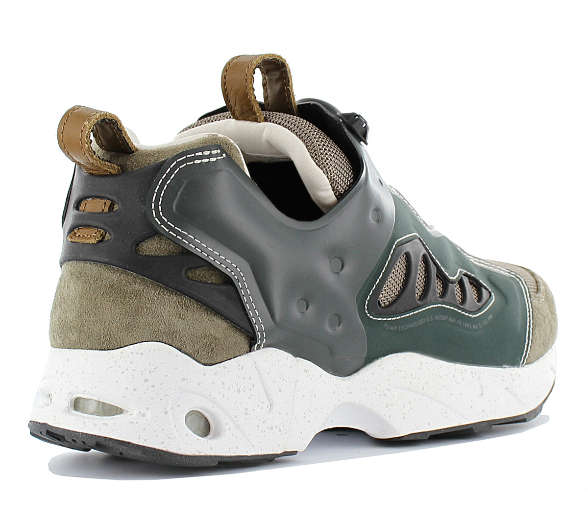 32505d93f6303 Reebok x Garbstore Instapump Fury Road (Cliffstone) Shoes Trainers ...