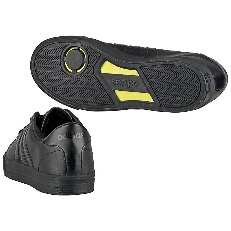 brand new 09bb8 61a49 ... Scarpe Adidas Cloudfoam Super quotidiano uomo nero ...