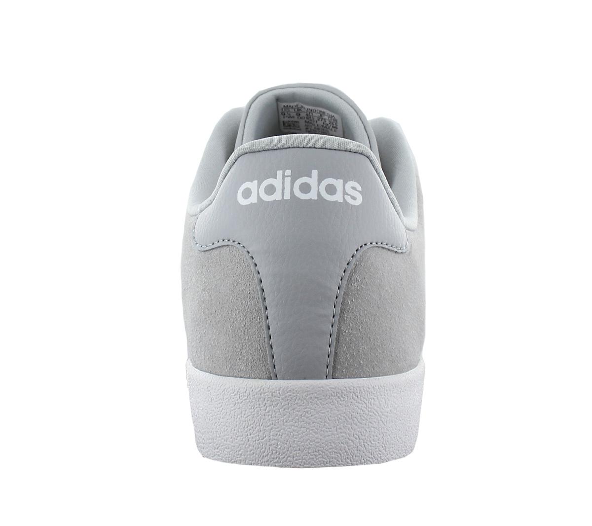 adidas VL Court Vulc Sneaker Herren schwarz gepolsterter