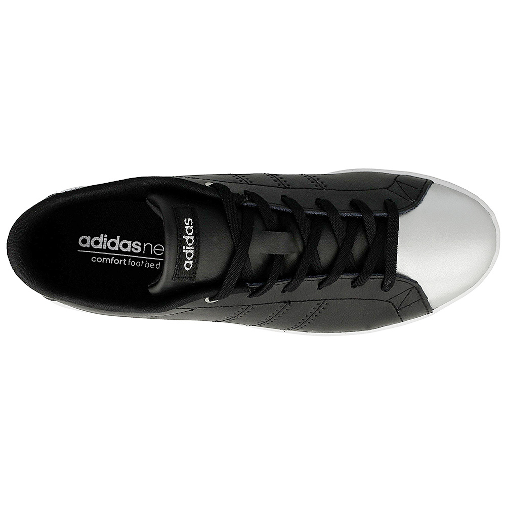 NEW-adidas-Advantage-Clean-QT-W-AW4013-Women-039-039-s-Shoes-Trainers-Sneakers-SALE thumbnail 3
