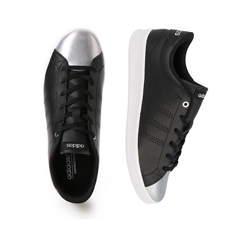 NEW-adidas-Advantage-Clean-QT-W-AW4013-Women-039-039-s-Shoes-Trainers-Sneakers-SALE thumbnail 4