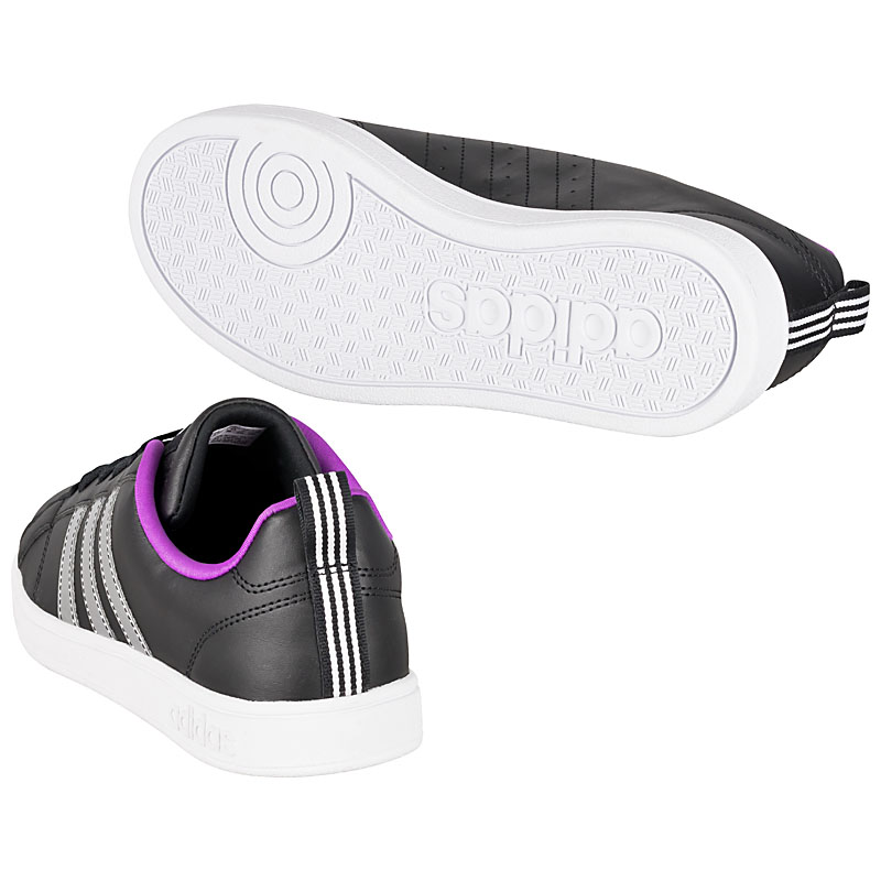 NEU adidas Advantage Low Schwarz VS W Damen Schuhe Schwarz Low AW4789  SALE 2b4176