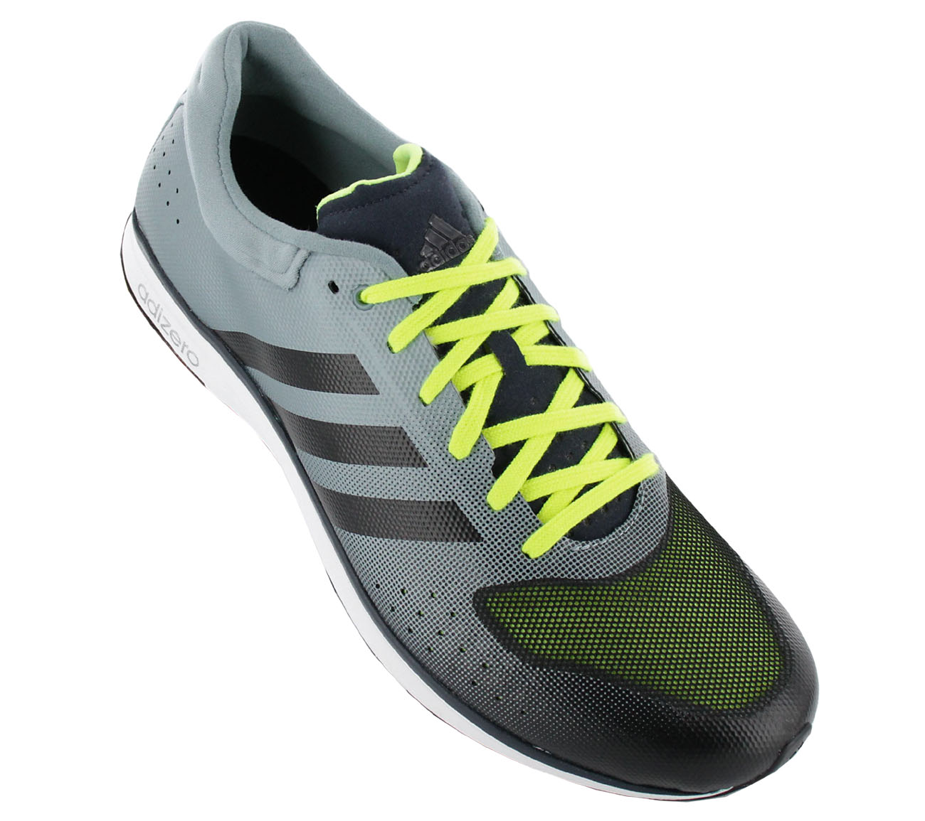 adidas Adizero F50 RNR Schuhe Herren Laufschuhe Grau Running