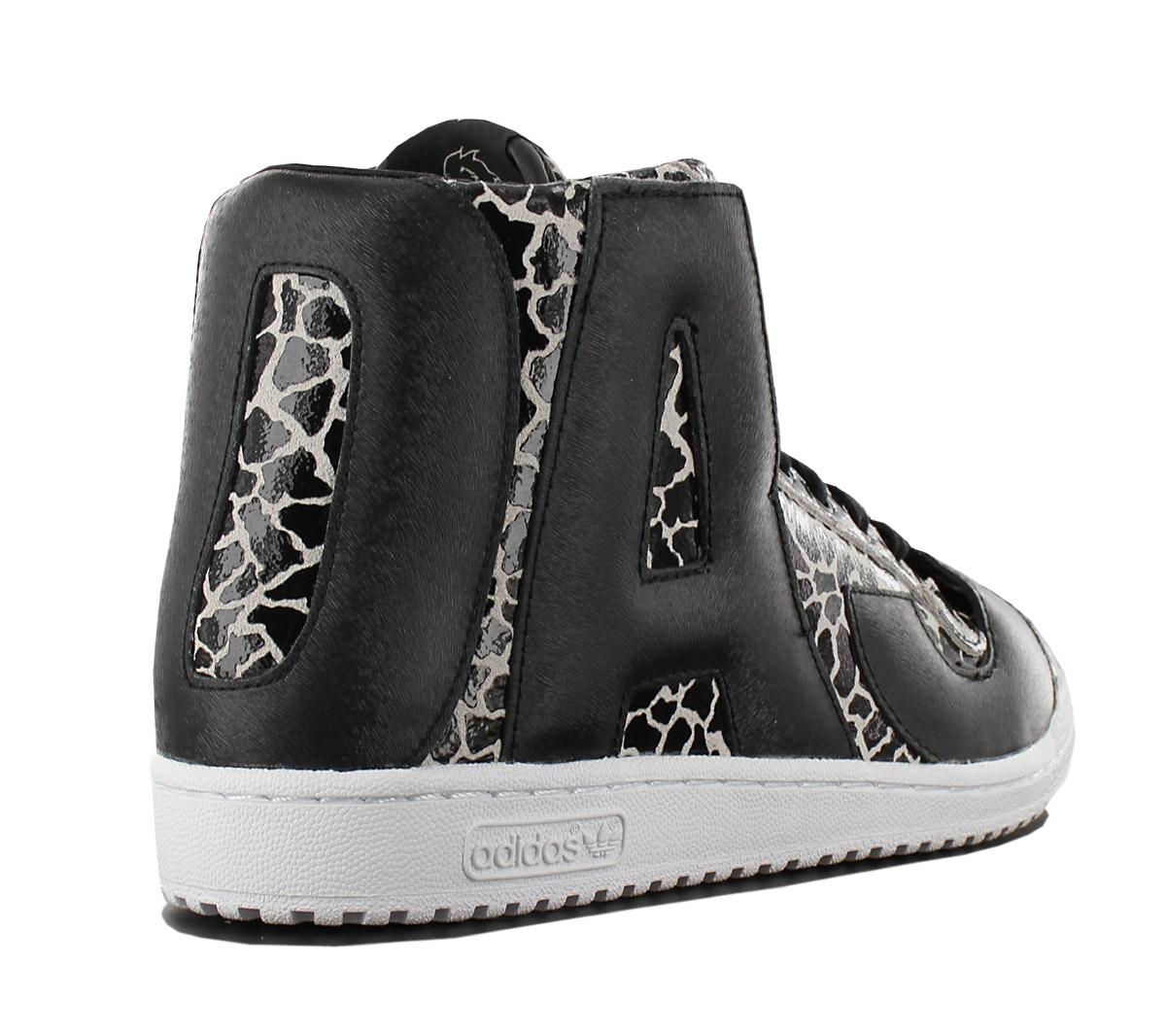 promo code 1fd8e caeb1 Adidas Originals Jeremy Scott Js Letters Giraffe Men s Sneakers ...