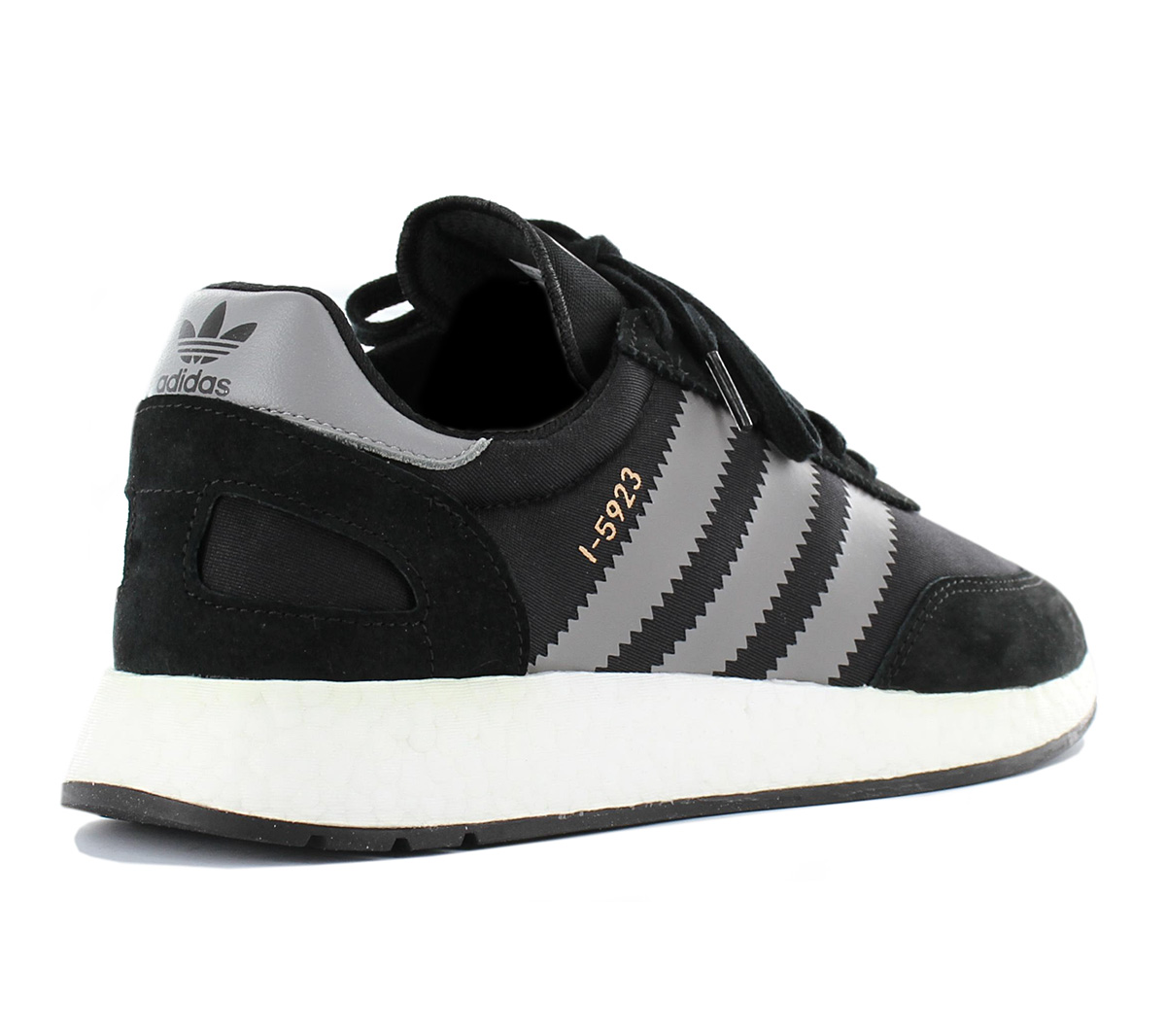 hot sale online 31af4 1ea88 Adidas Originals Iniki I-5923 Boost Mens Sneakers Shoes Blac