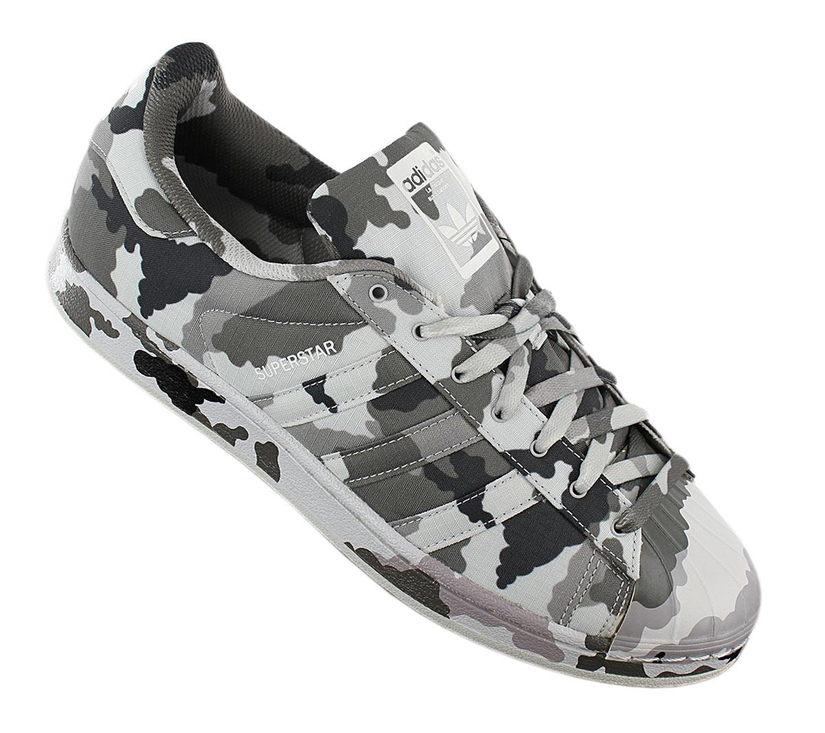 Details zu adidas Originals Superstar Graphic Pack B35404 Herren Sneaker Camouflage NEU