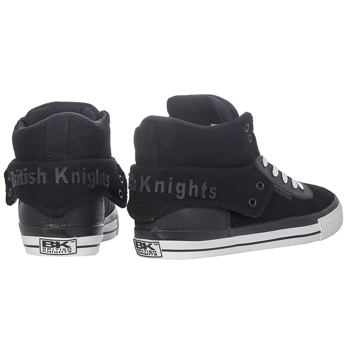 bk british knights roco schuhe schwarz herren sneaker high turnschuhe freizeit ebay. Black Bedroom Furniture Sets. Home Design Ideas